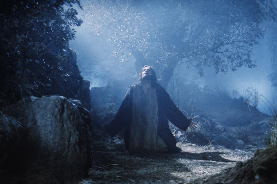 passion of the christ resurrectiion