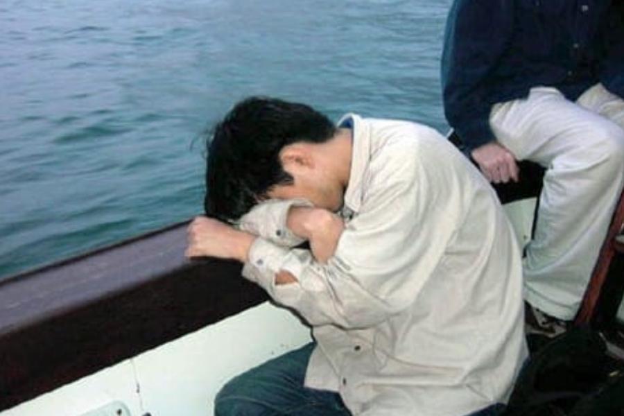 seasickness