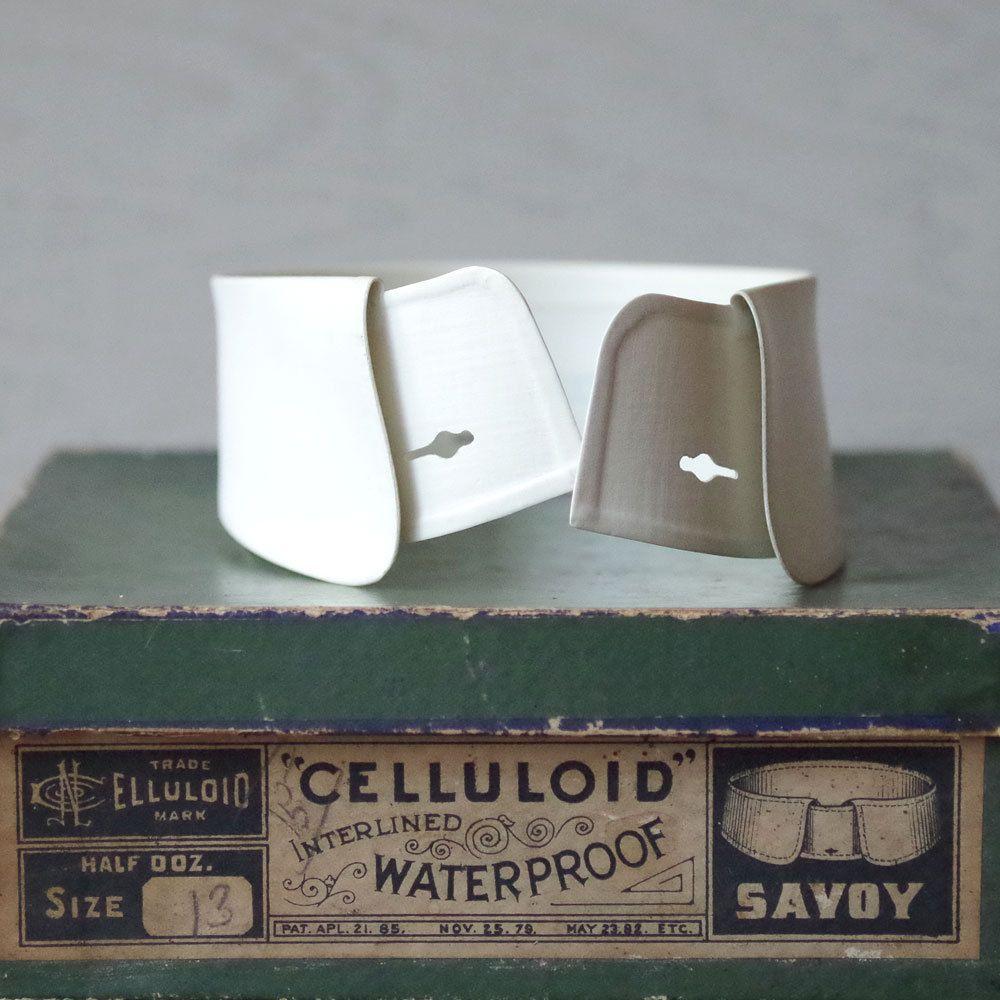 celluloid collar