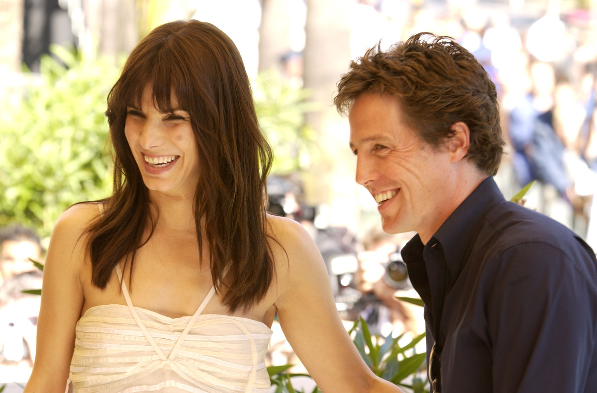 sandra bullock hugh grant two weeks notice