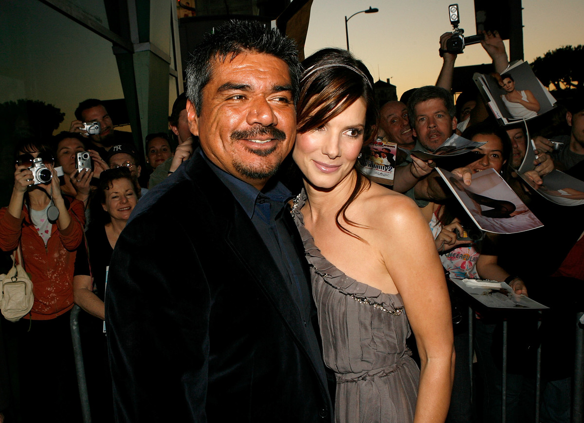 sandra bullock producer for george lopez show