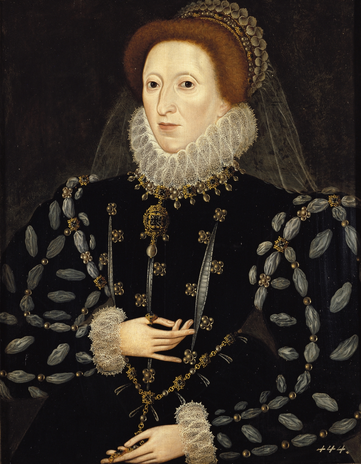 queen elizabeth i real face revealed