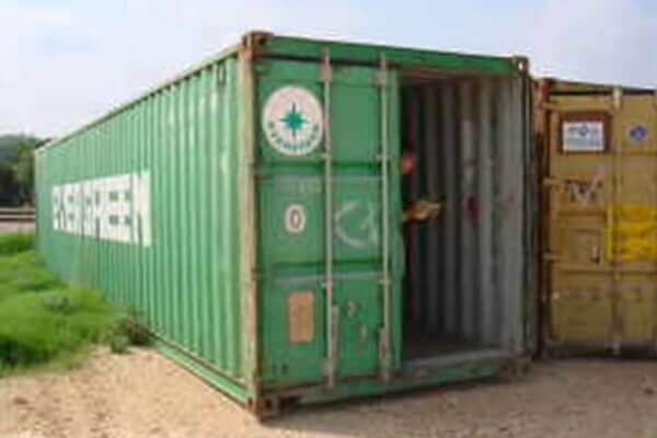 digahole2-green container