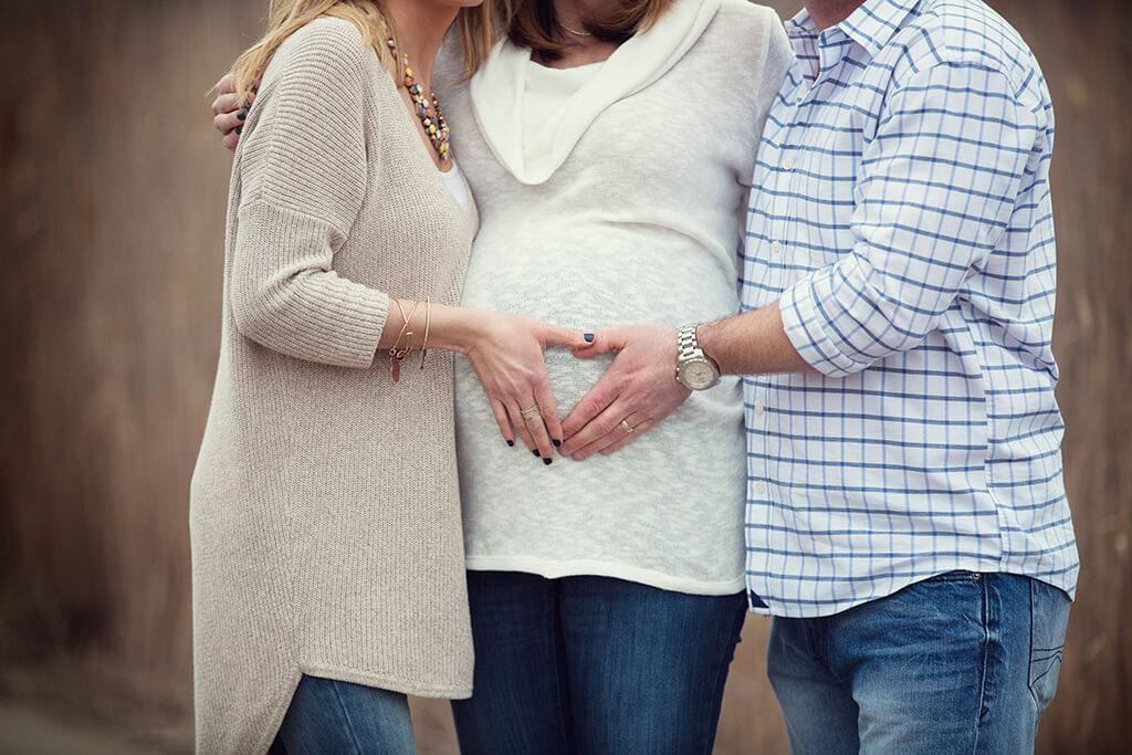Nicole Lianna pregnant