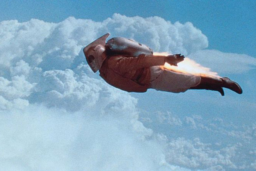 rocketeer-sequel-in the clouds