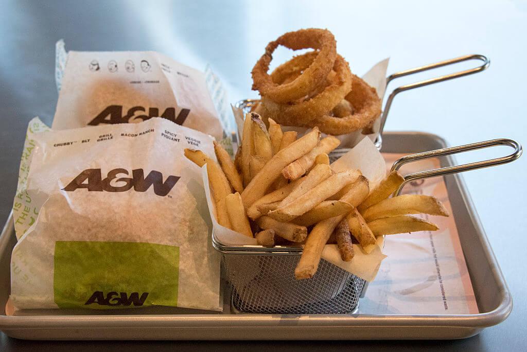 a & W now serving vegan options