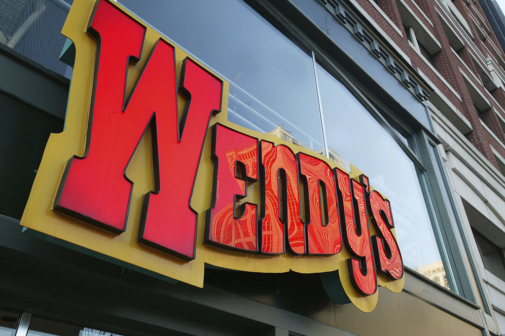 sign for wendys in boston mass