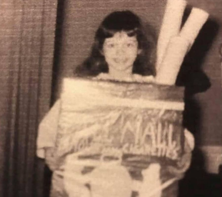 cigarette costume