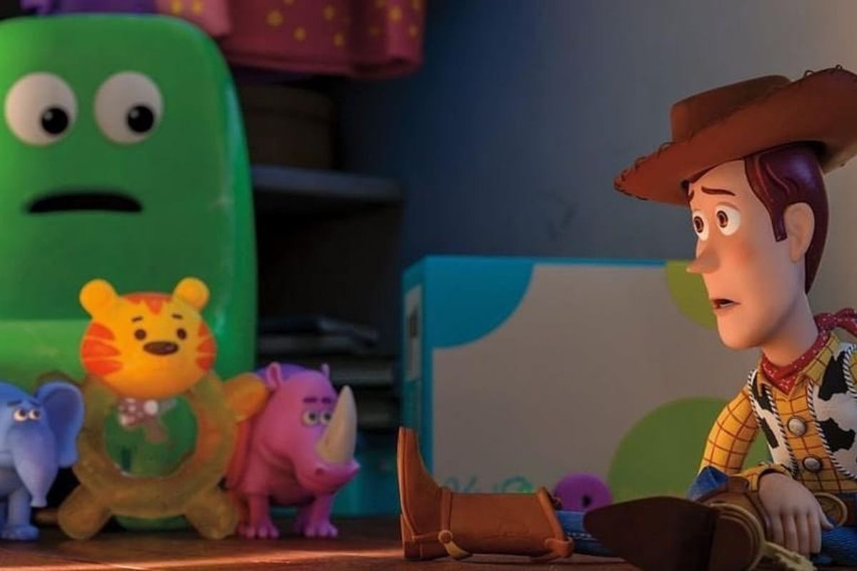 toy Story 4 bande annonce