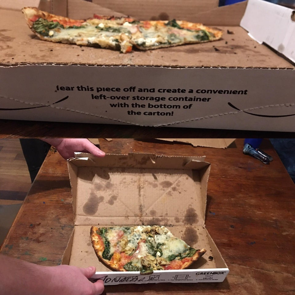 box in a box for pizza