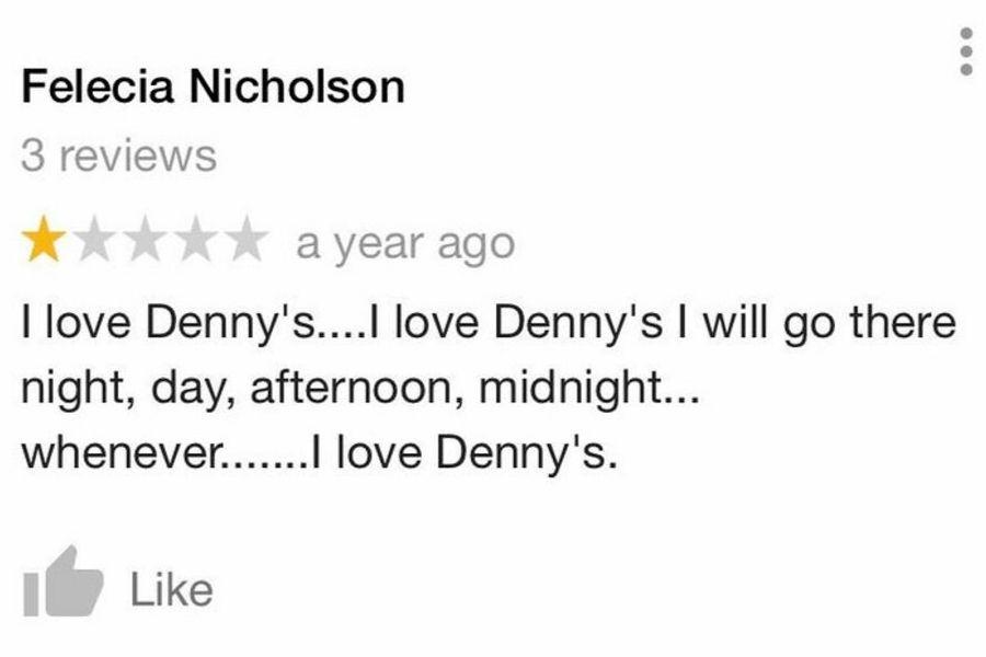 love dennys