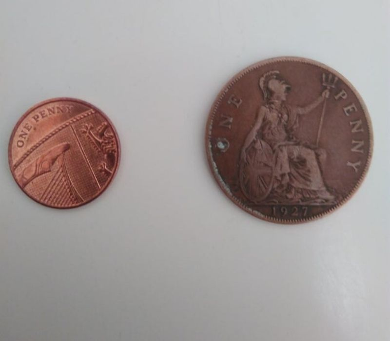 big penny and little penny