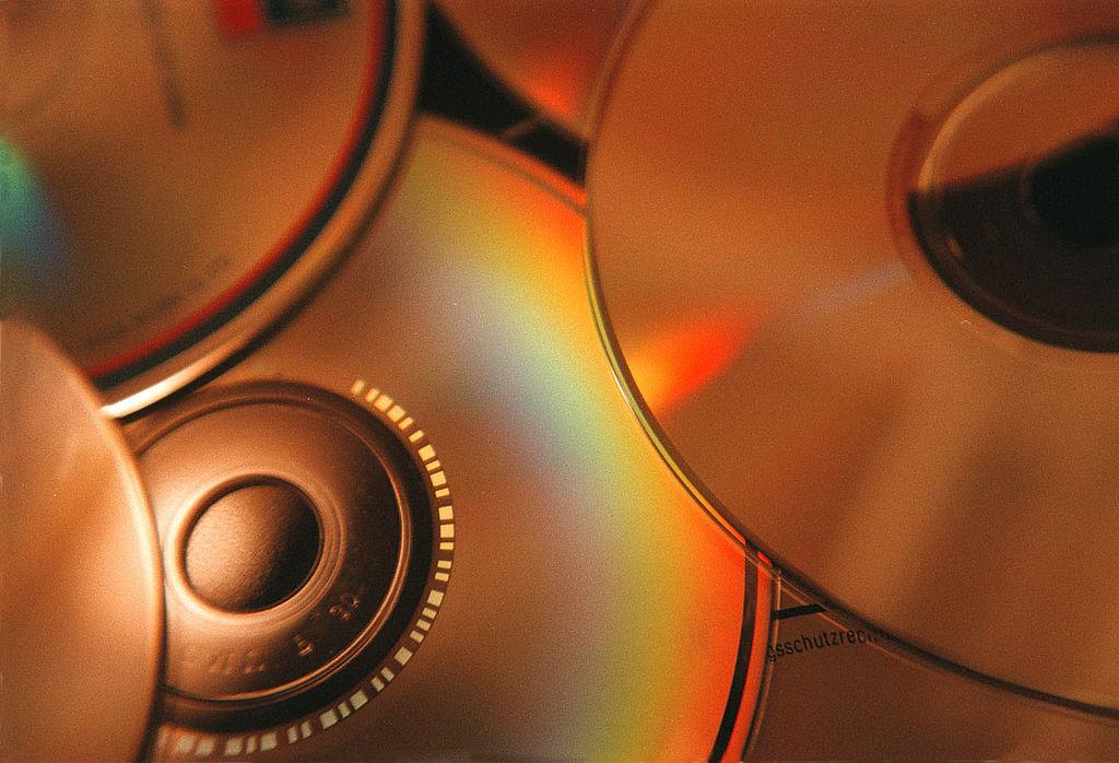 cds up close