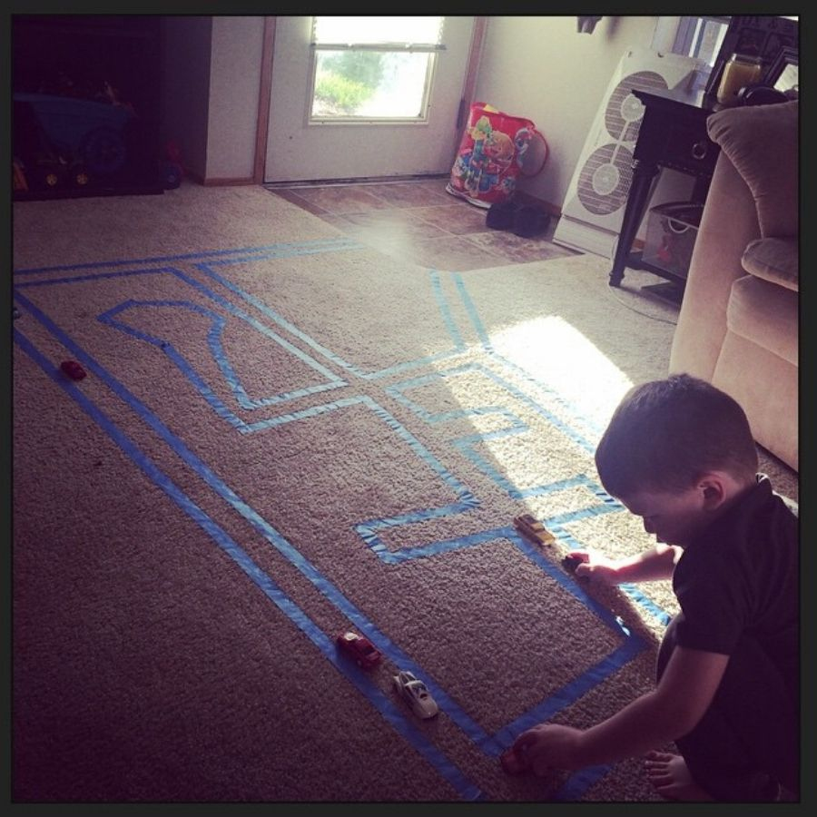 create your own race track