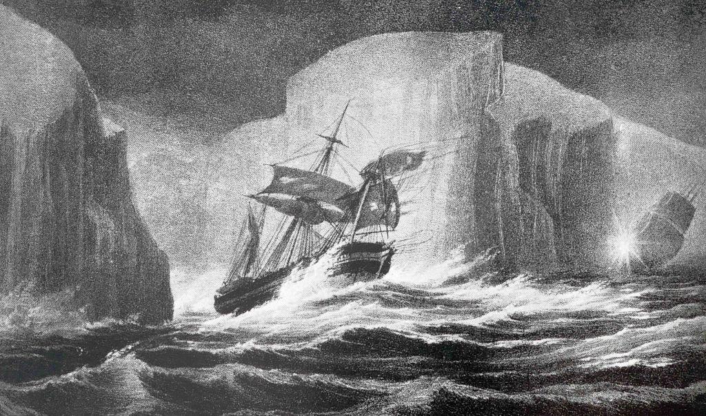 hms erebus arctic expedition