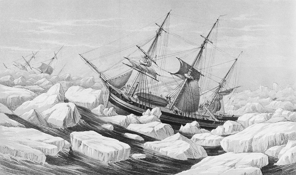 terror arctic expedition