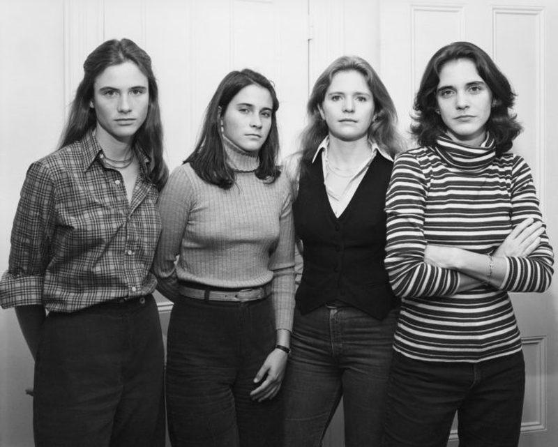 sisters in 1977