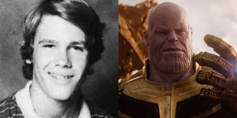 Josh Brolin – Thanos