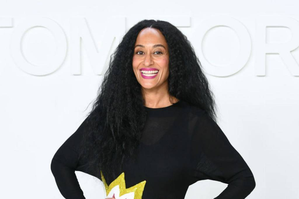 Tracee Ellis Ross Is 'Not Ready To Embrace' Her Gray Locks
