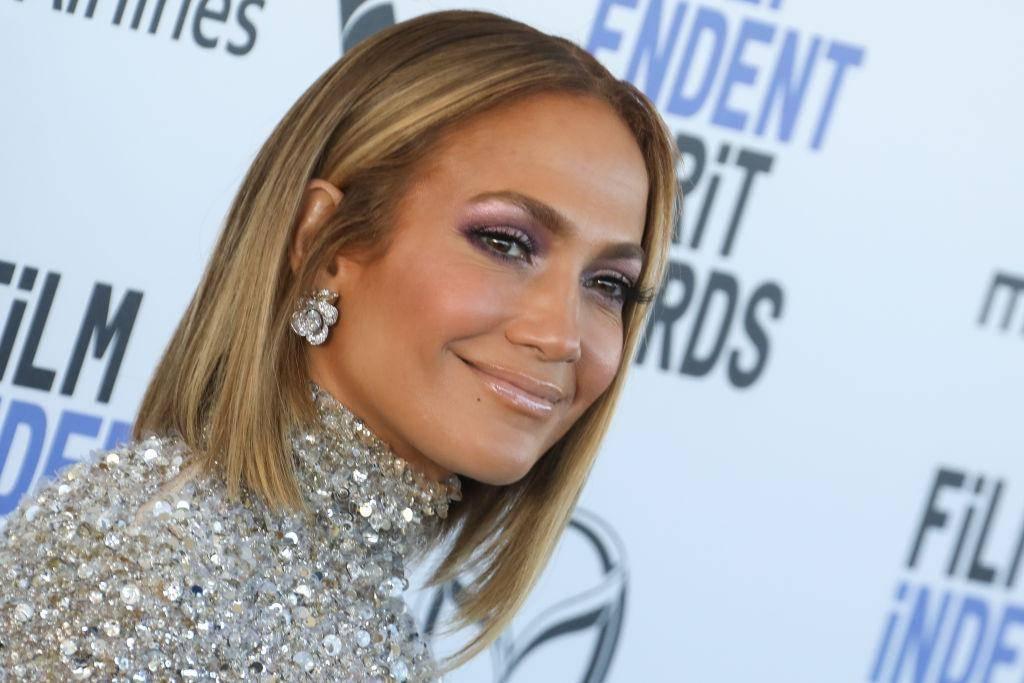 Jennifer Lopez Went Prematurely Gray In Her 20s