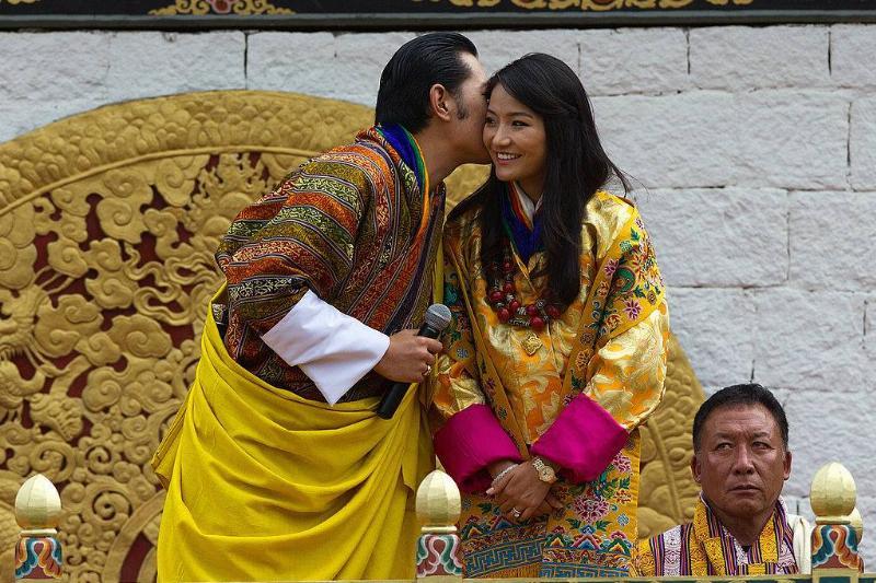 Bhutan marriage