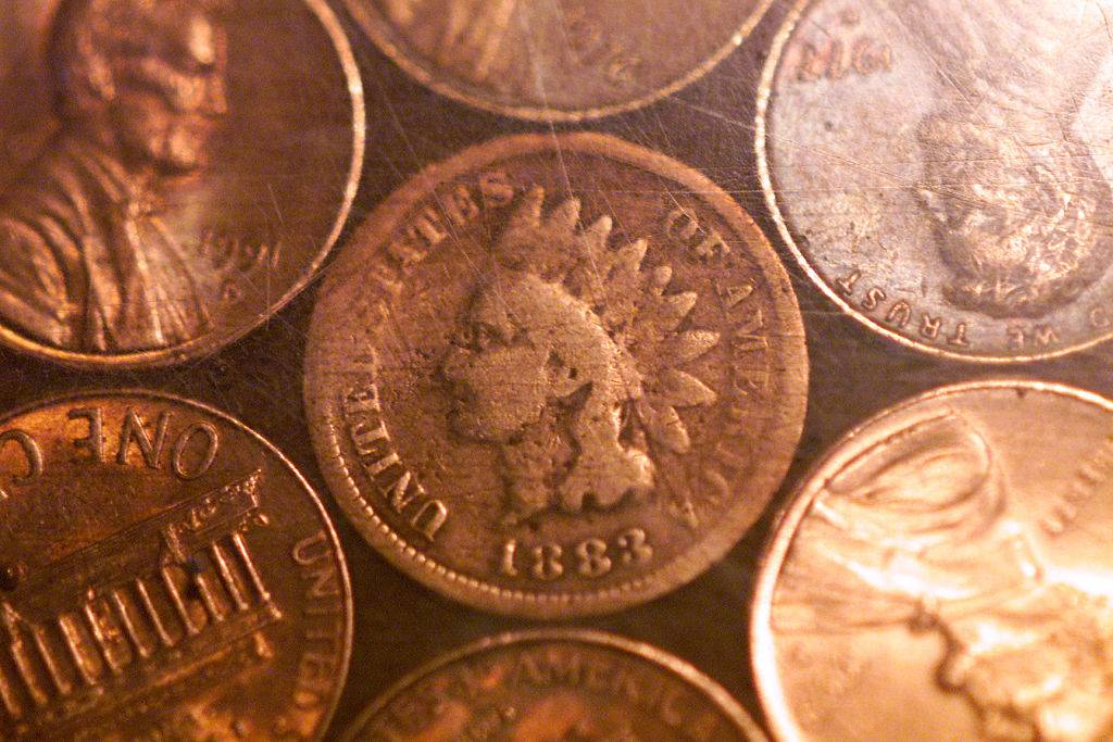 Picture of Indian Head penny