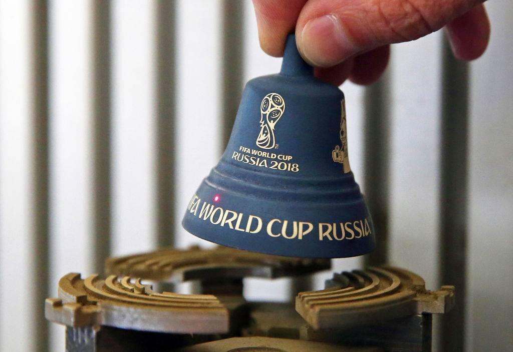 Russian World Cup bell