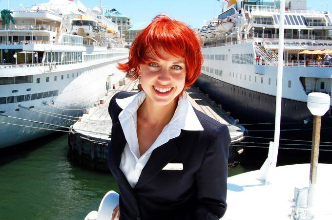 Some Cruise Workers Have Double Lives