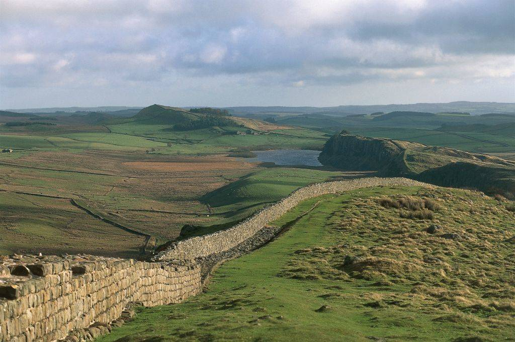 Picture of Hadrian's Wall