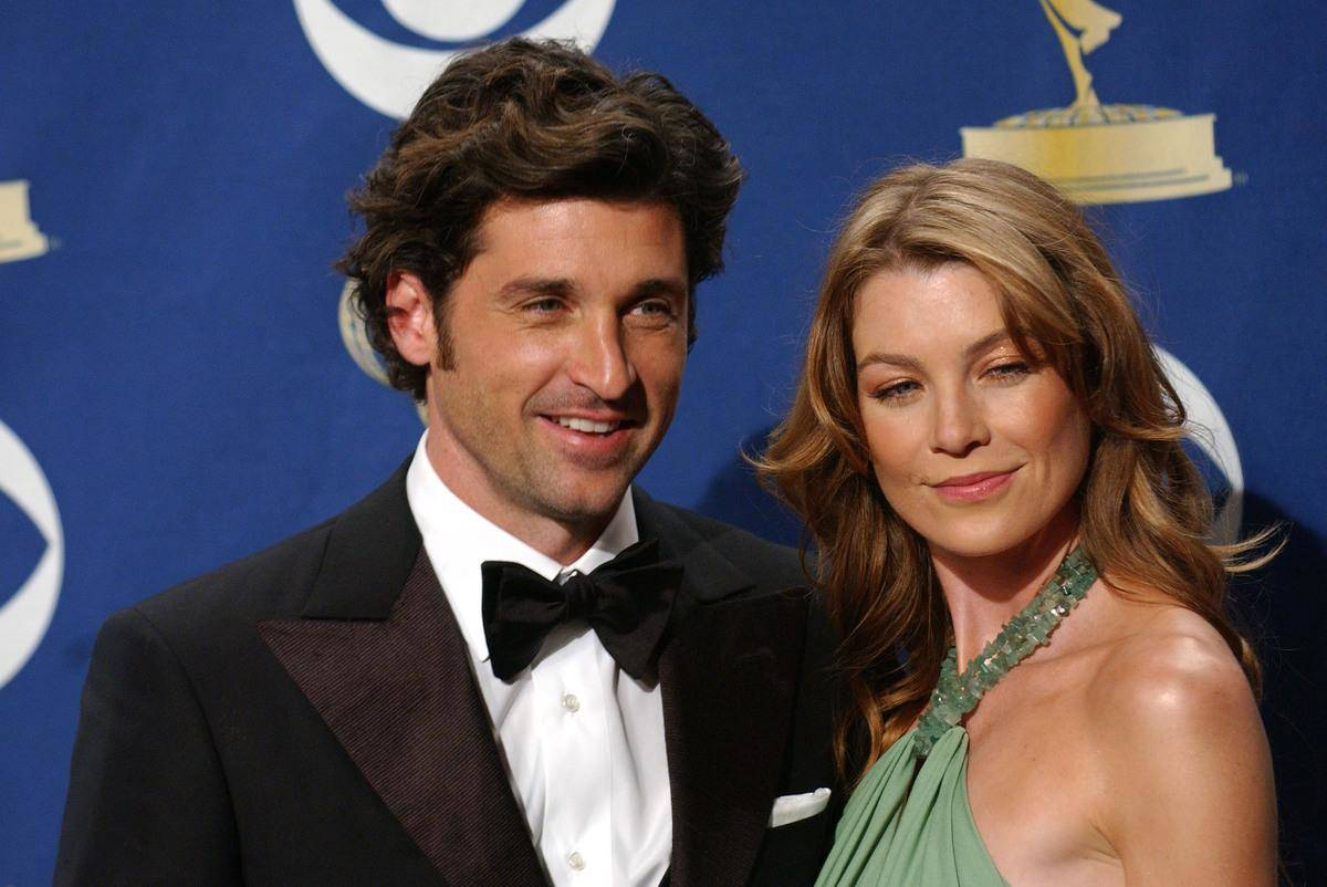 Patrick-Dempsey-2005-58602 with wife